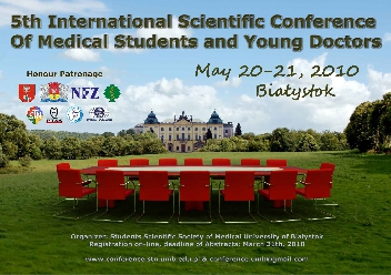 5th International Scientific Conference of Medical Students` and Young Doctors`